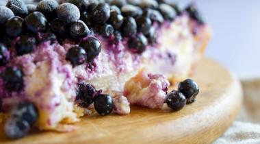 Cuisine de montagne : l'incontournable tarte aux myrtilles !