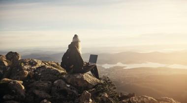 8 espaces inspirants pour travailler en montagne
