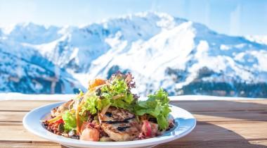 5 recettes originales pour un menu montagne
