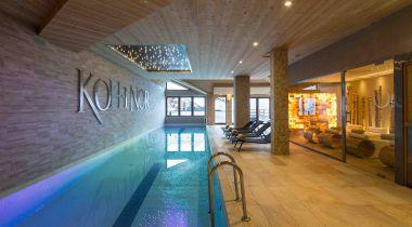 10 spas d'hôtels de montagne