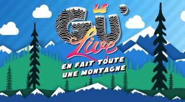 Le GU'LIVE en fait toute une montagne !