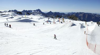 Où skier cet automne ?