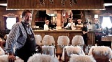 Discover three alpine chefs